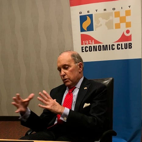 Trump adviser: Economic boom will go on for 'a bunch more years'