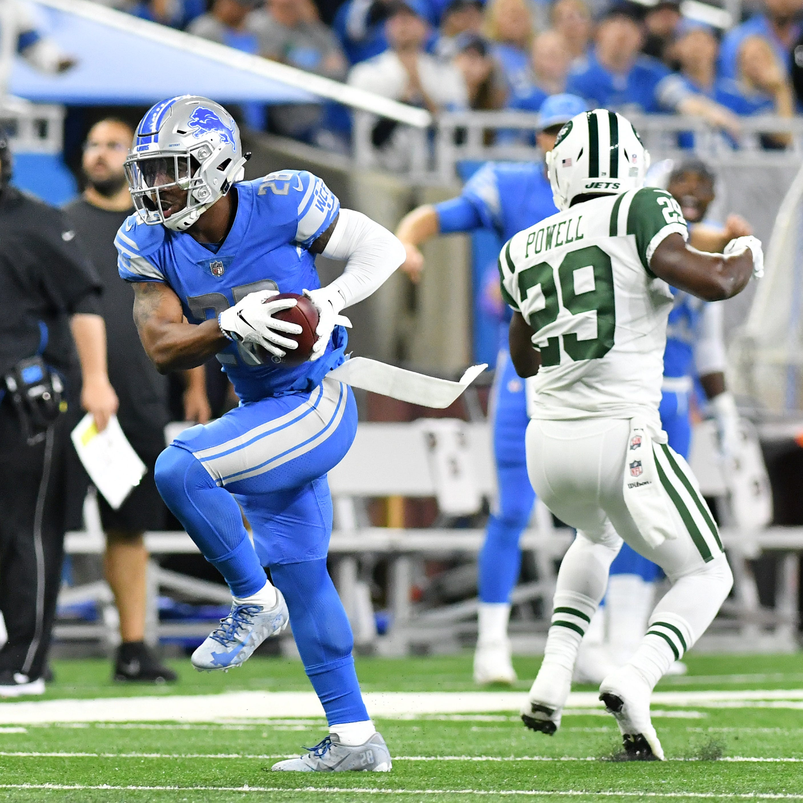 Lions mailbag: Picking apart the lack of picks