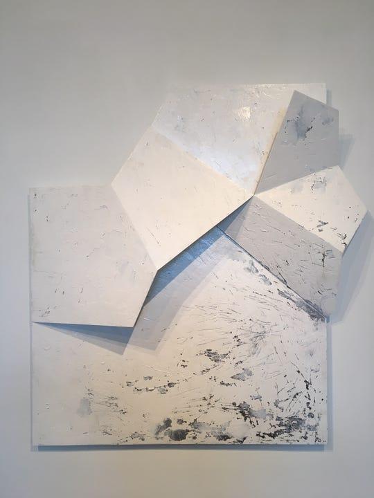 """""""Active Participant"""" by Kate Silvio, at Simone DeSousa Gallery through Nov. 24."""