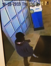 Police are seeking a suspect who robbed a Comerica Bank located at 16700 26 Mile Road in Macomb Township.
