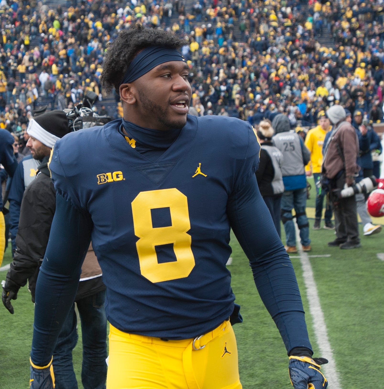 Linebacker Drew Singleton to transfer from Michigan