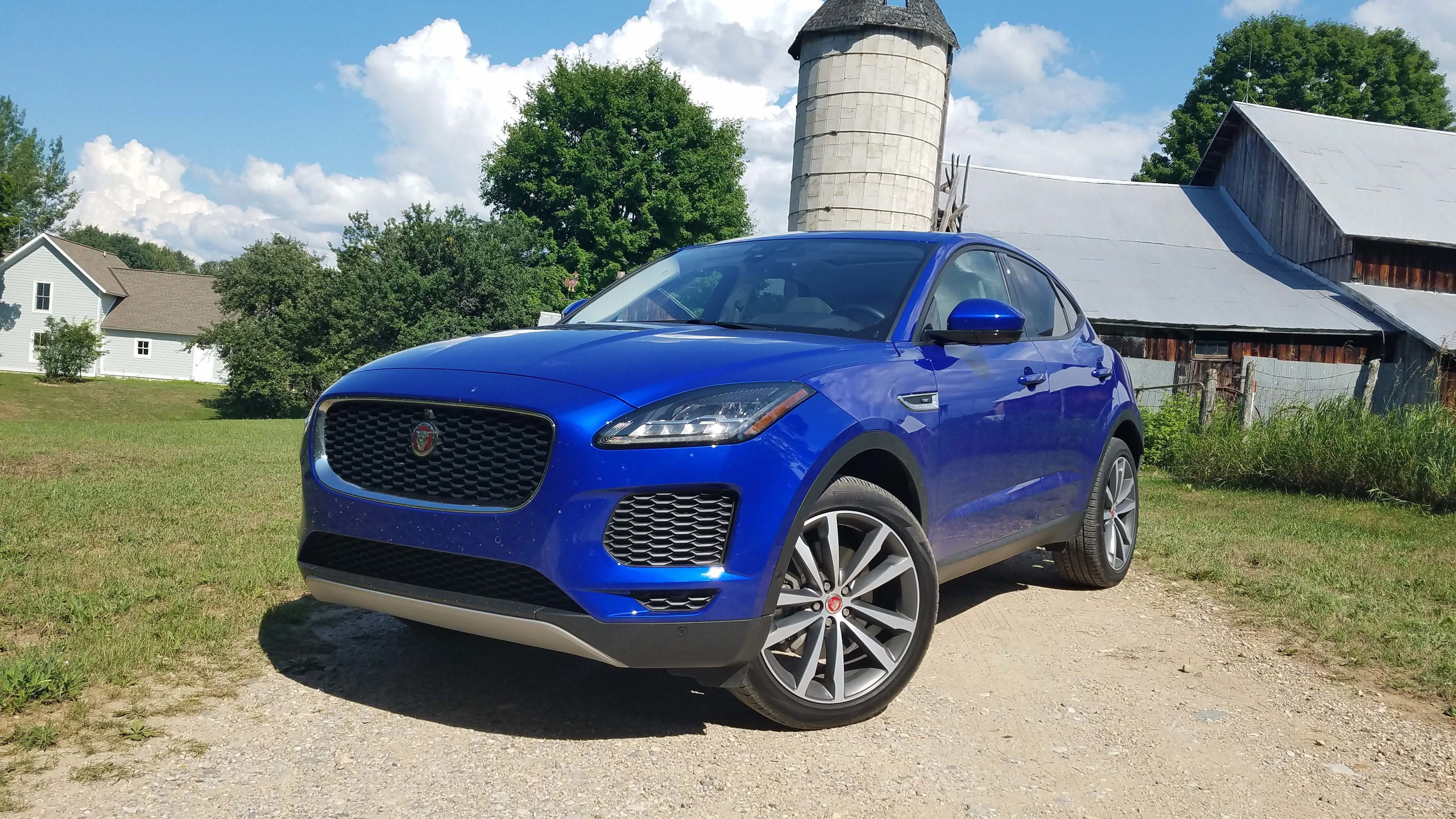henry payne reviews the jaguar e pace. Black Bedroom Furniture Sets. Home Design Ideas