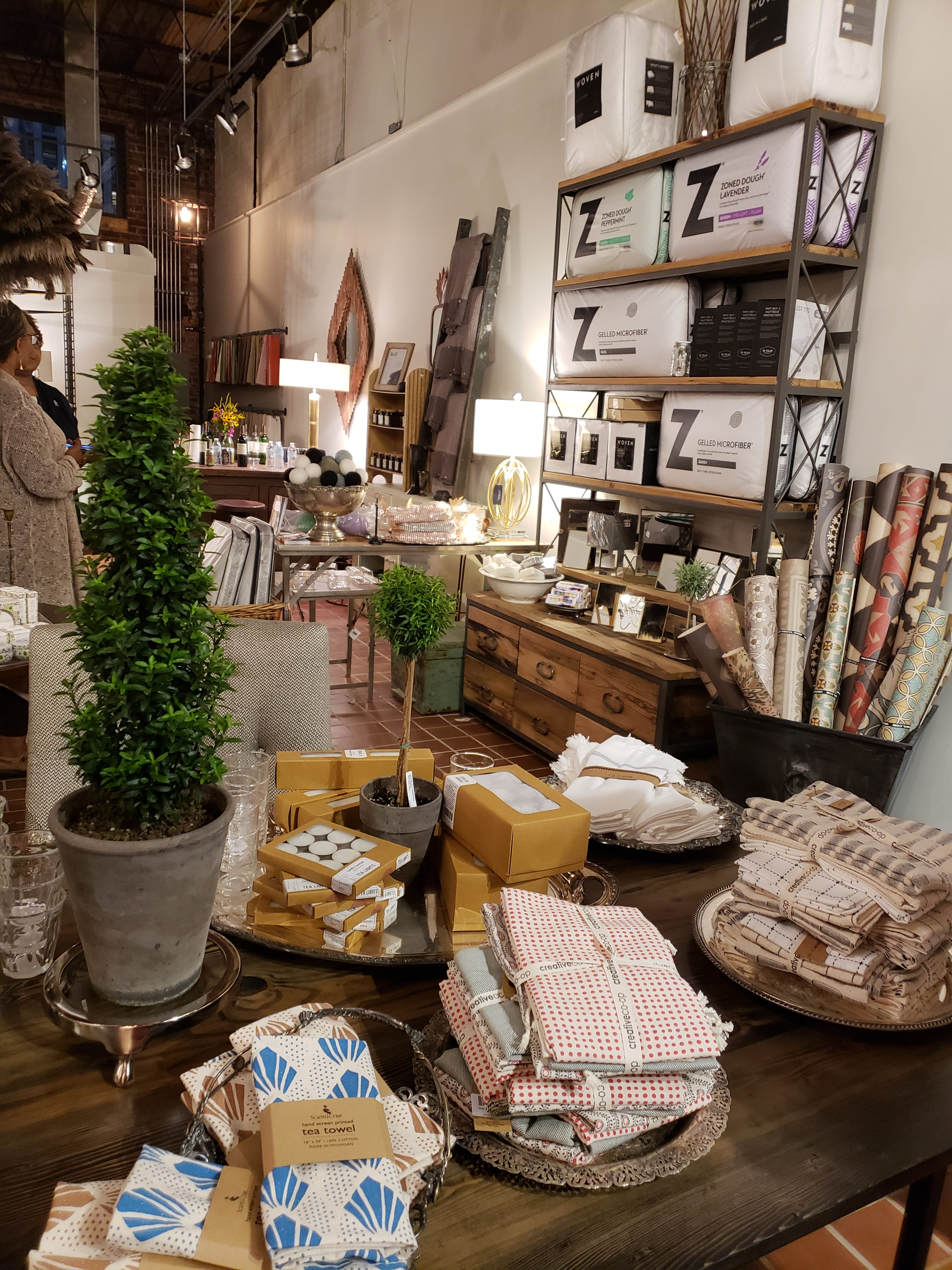 Urbanum, A New Home Decor Shop On Woodward In Detroitu0027s Midtown  Neighborhood, Will Host A Housewarming Party In Late October (Photo:  Urbanum)