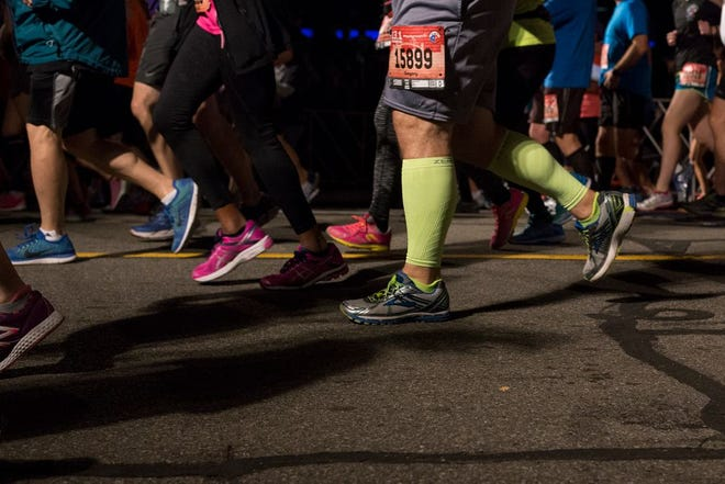 Downtown visitors beware, it'sDetroitMarathon weekend, meaning that a number of roads will be closed to traffic for much of the day Sunday to accommodate the long-distance runners.