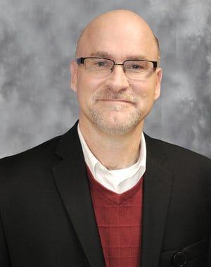 Christopher A. Kiefer, EVSC School Board District 1 incumbent.