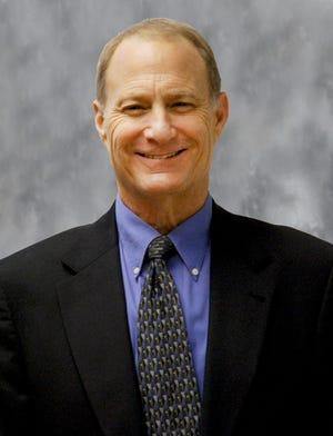 Rance Ossenberg, EVSC School Board At-Large incumbent.