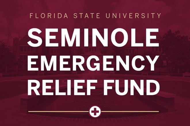 Donations to the Seminole Emergency Relief Fund will directly benefit students, faculty and staff at FSU.