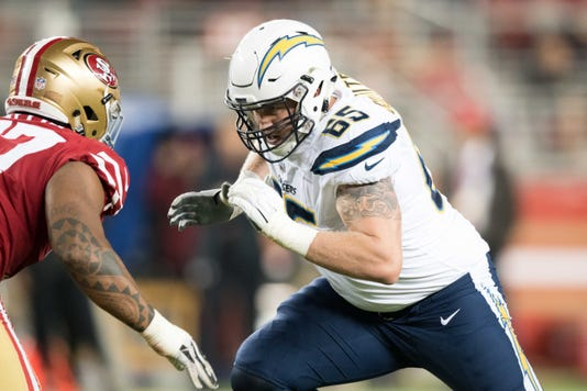 Nfl Los Angeles Chargers At San Francisco 49ers