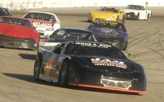 Motor Racing Charlotte County Speedway