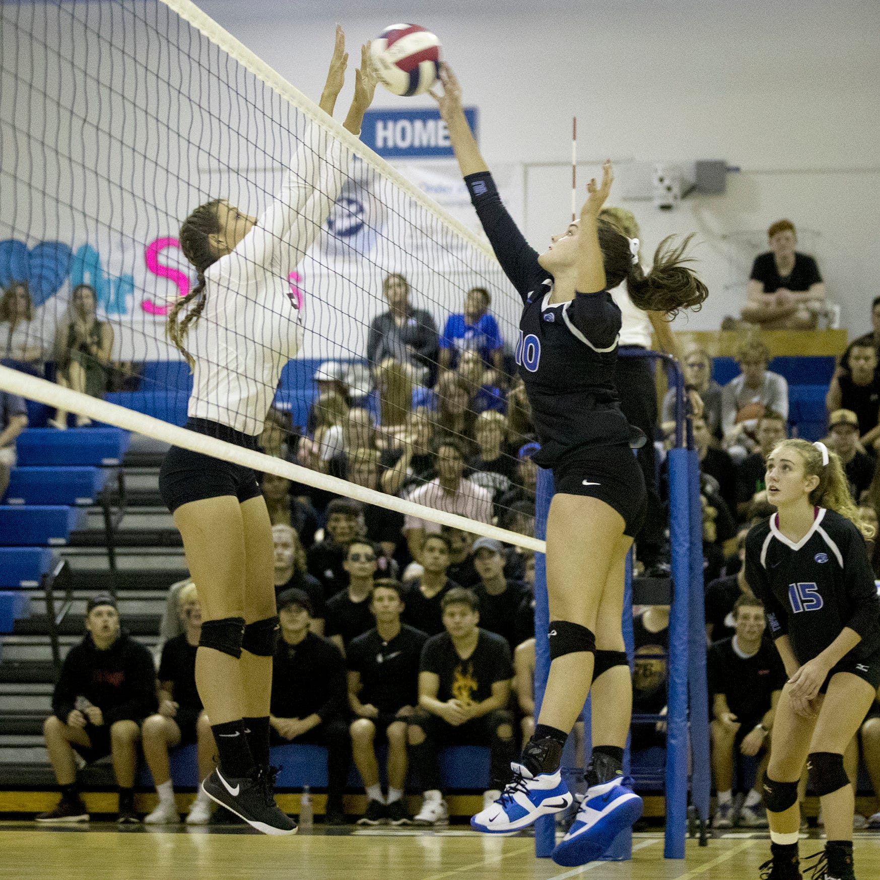 Volleyball district finals: Riverdale, Bishop Verot, Fort Myers, First Baptist, Lely win