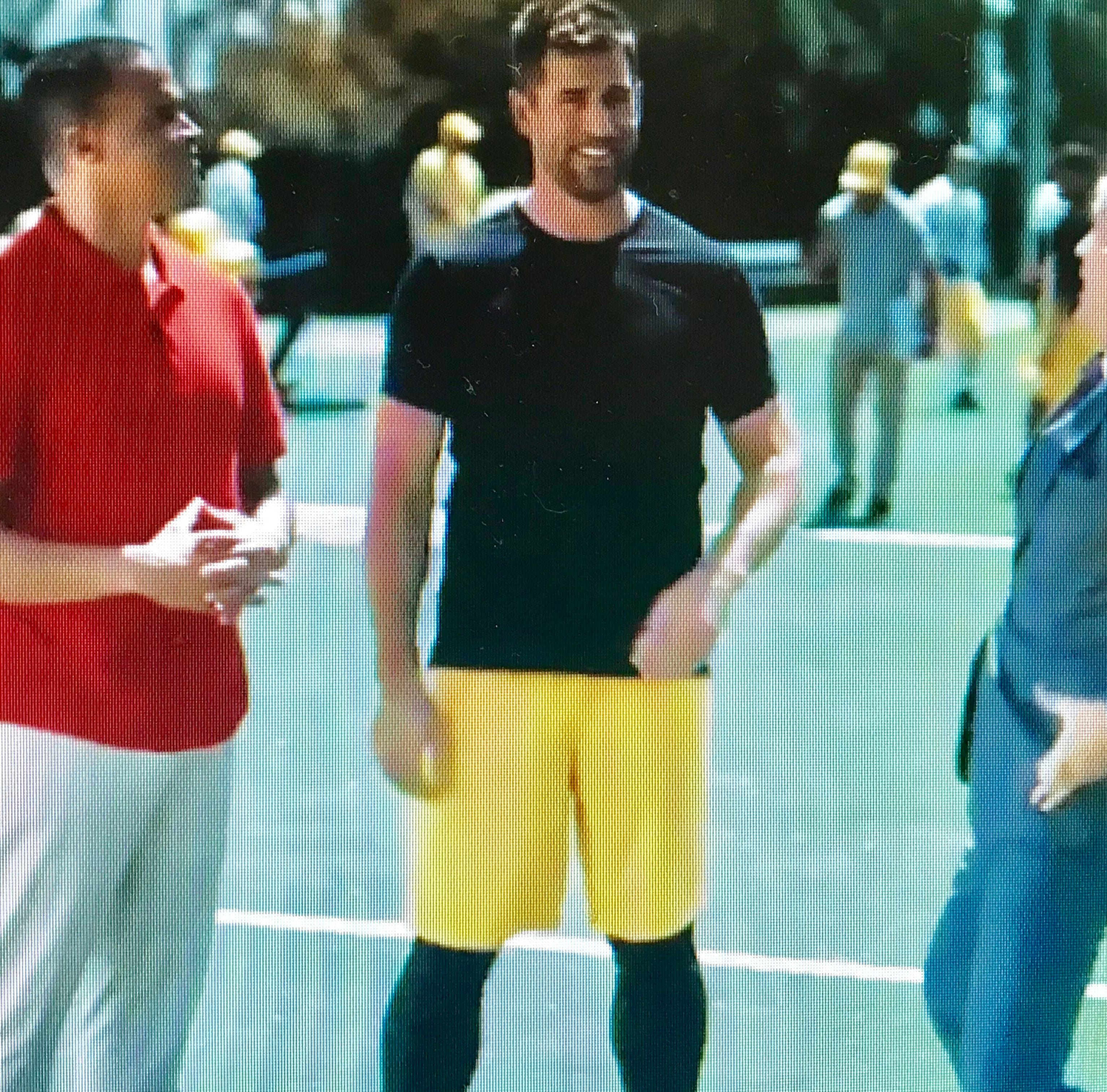 Aaron Rodgers' championship belt move gets cheesy in new State Farm ad