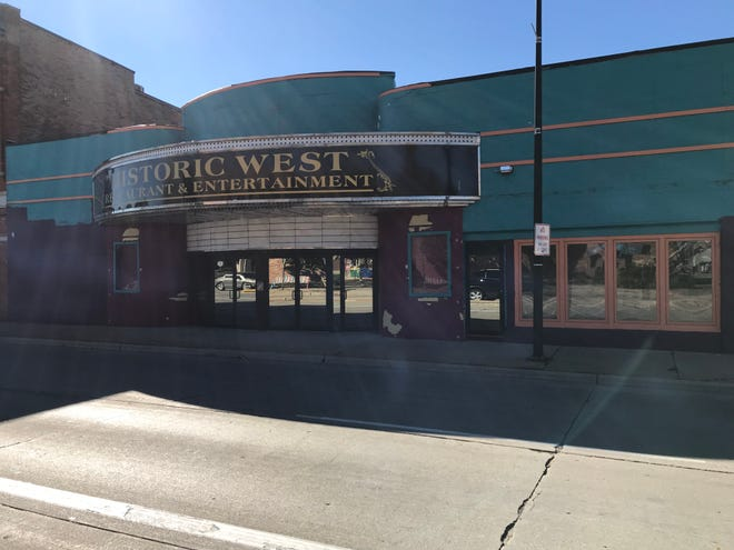 The West Theatre, 405 W. Walnut St., was sold in fall 2018. The new owners intend to rename it the Tarlton Theatre and operate it as a performance venue.