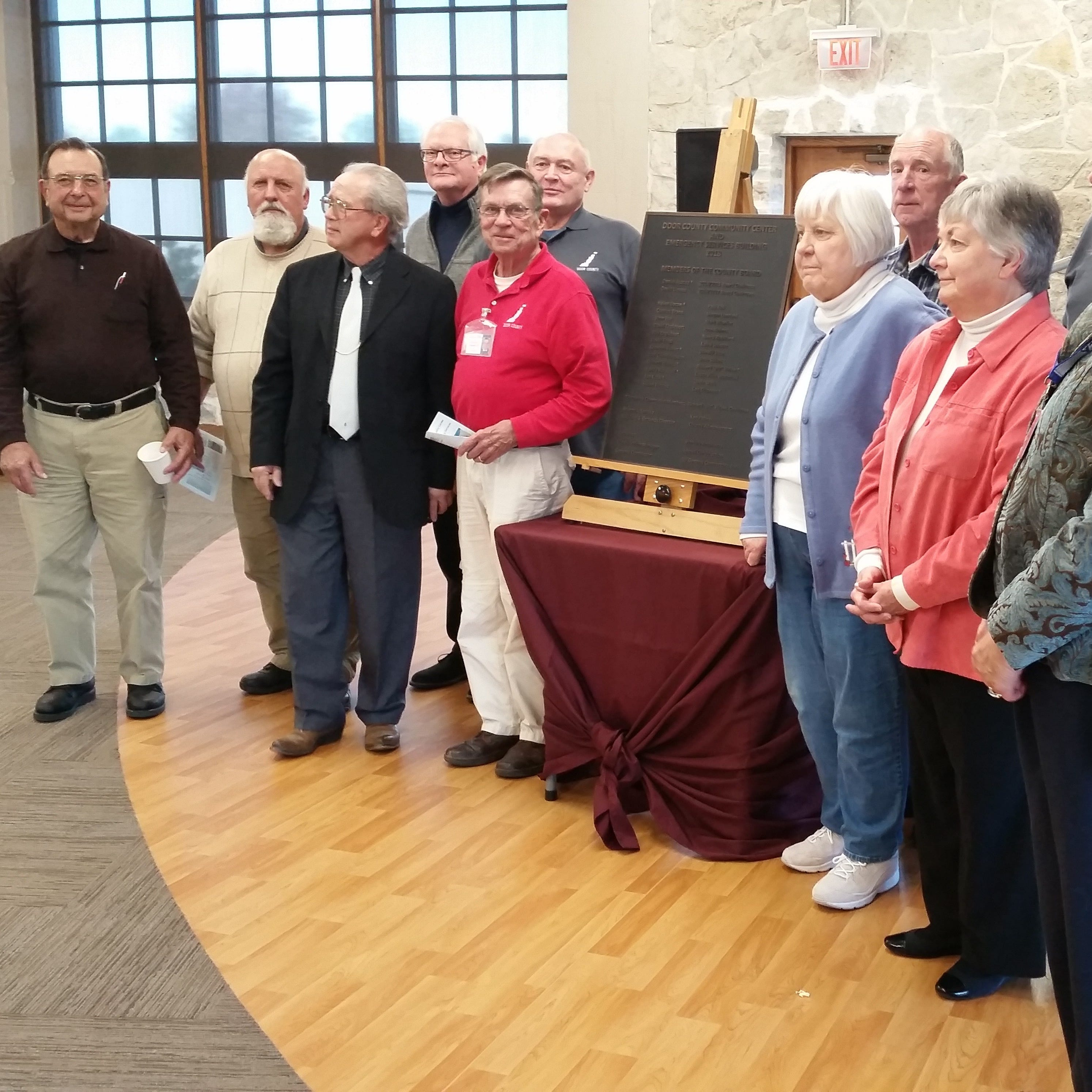 Sturgeon Bay highway shop remodeled into community center, emergency department