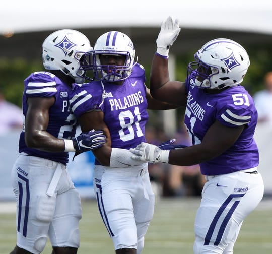 Furman needs a strong game from its defense on Saturday when it hosts Samford, the No. 1 passing team in FCS.