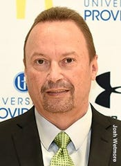 Providence head men's basketball coach Steve Keller missed his second straight game while recovering froma heart attack suffered Sunday.