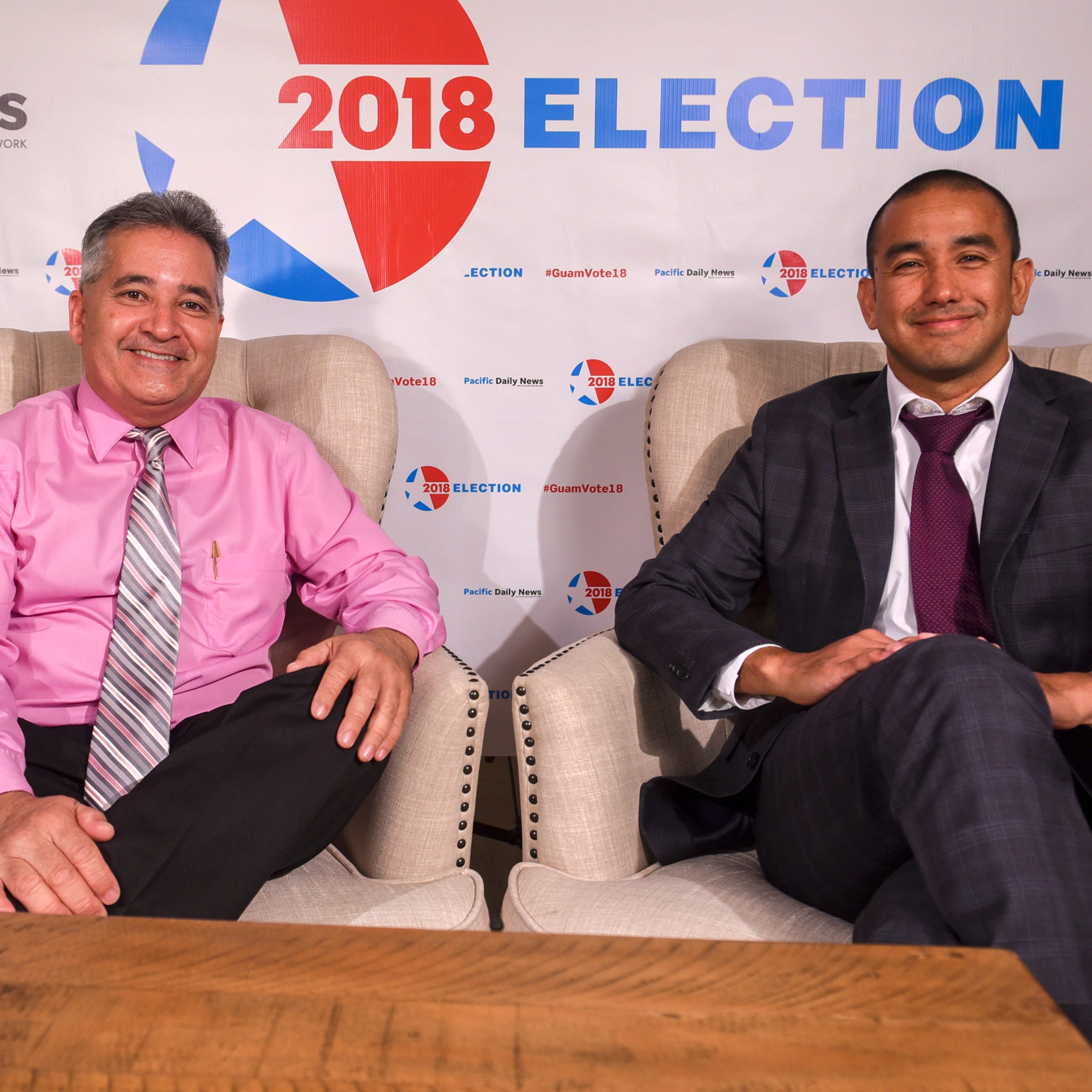 Leevin Camacho, Douglas Moylan on child support in 'Convos with the Candidates'