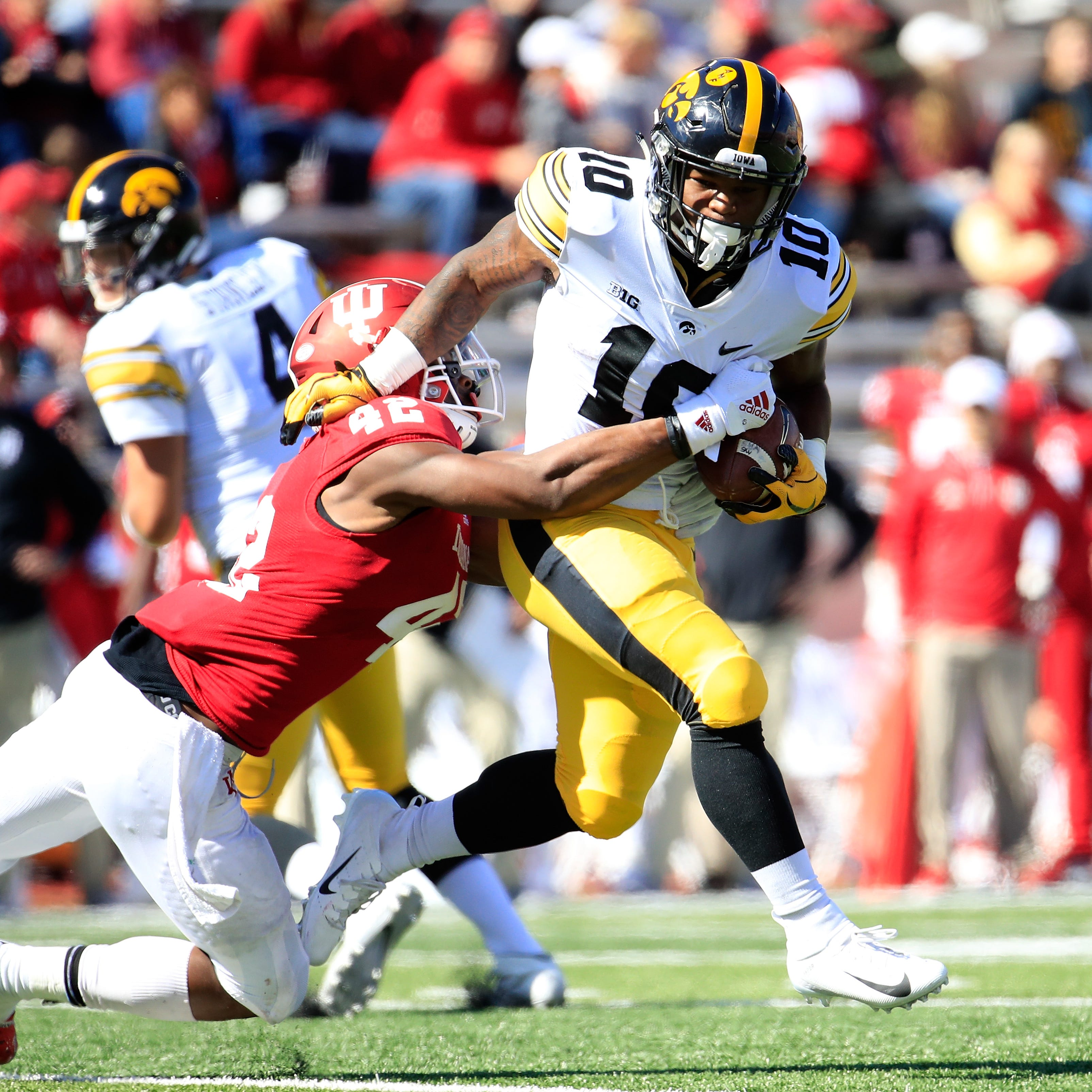 Leistikow's Week 8 Big Ten picks: Iowa must find safe havens to beat Maryland