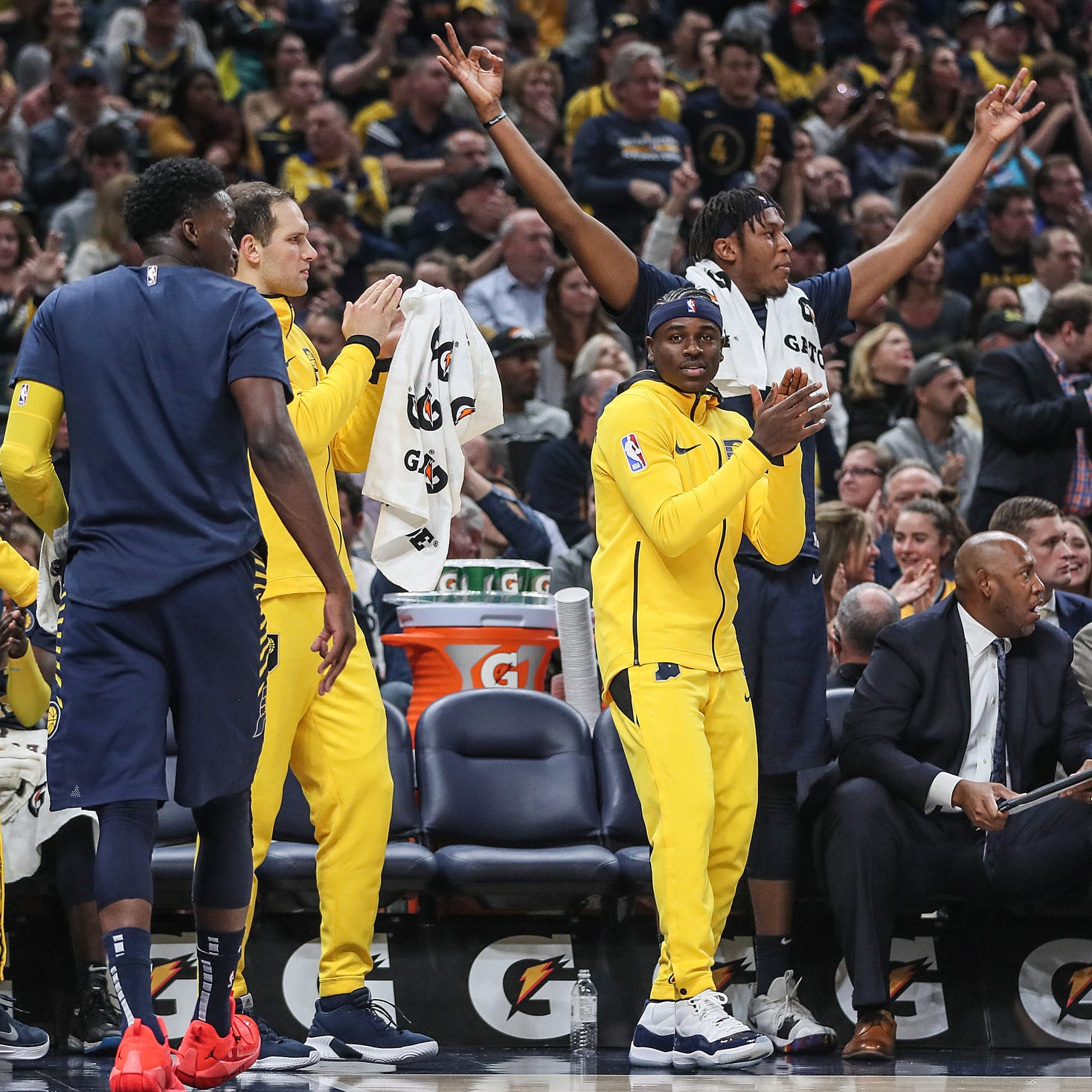 Insider: 3 most important takeaways from Pacers' season-opening rout of Grizzlies