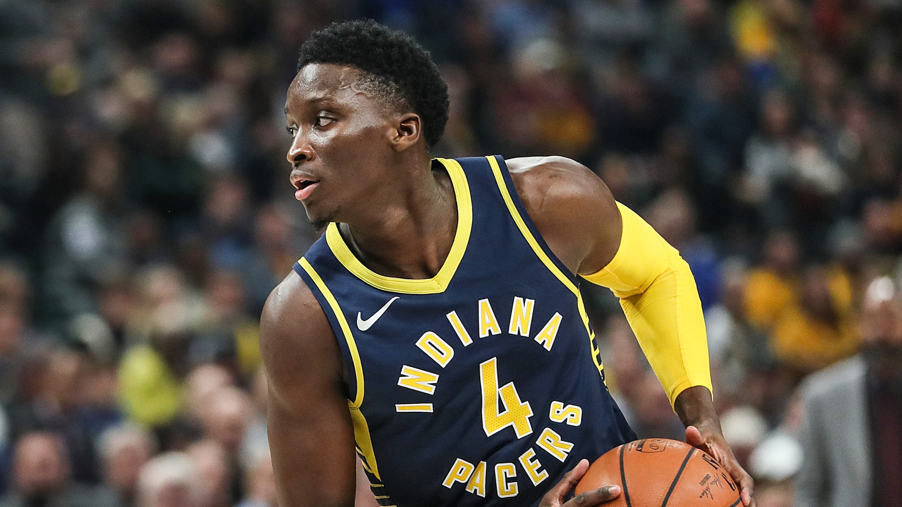 d333c7810cd Victor Oladipo injury updates  Indiana Pacers star recovers from ...