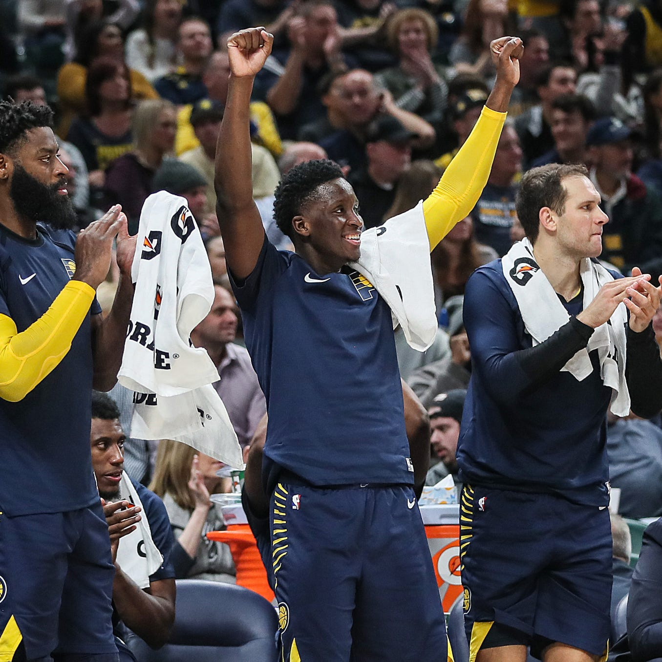 Pacers get best TV rating for a season opener since 2005