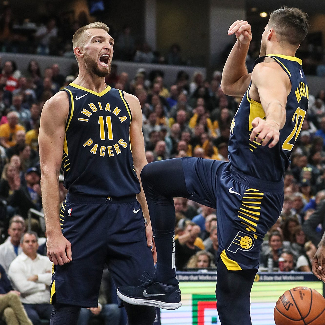 Insider: Tyreke Evans, Cory Joseph could give Pacers 'best 2nd unit in the league'