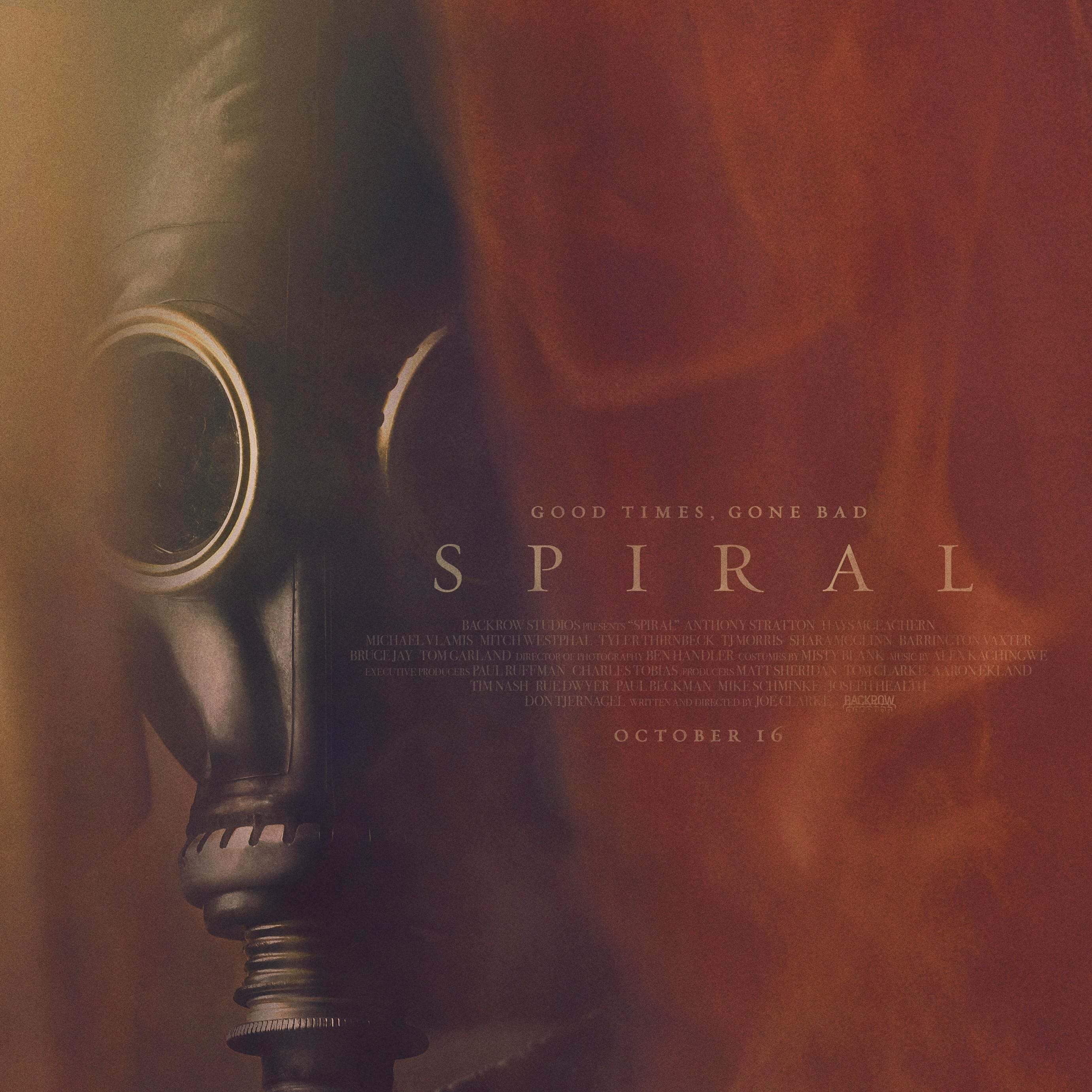 Iowa City-made horror, thriller movie 'Spiral' to premiere in I.C. before Halloween
