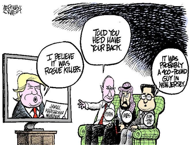 Rogue Killers
