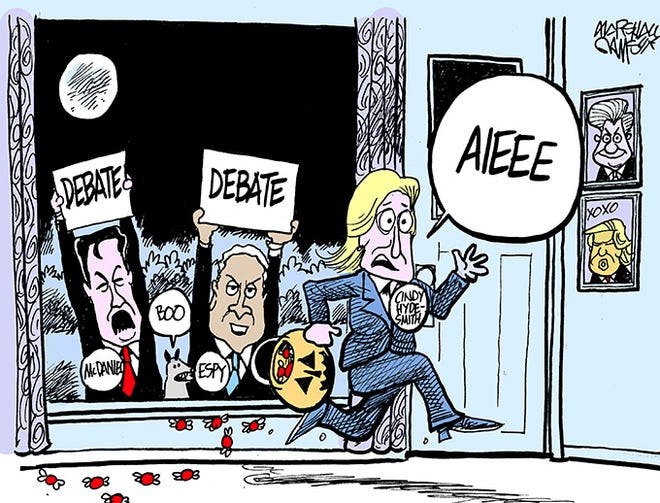 Trick or Debate