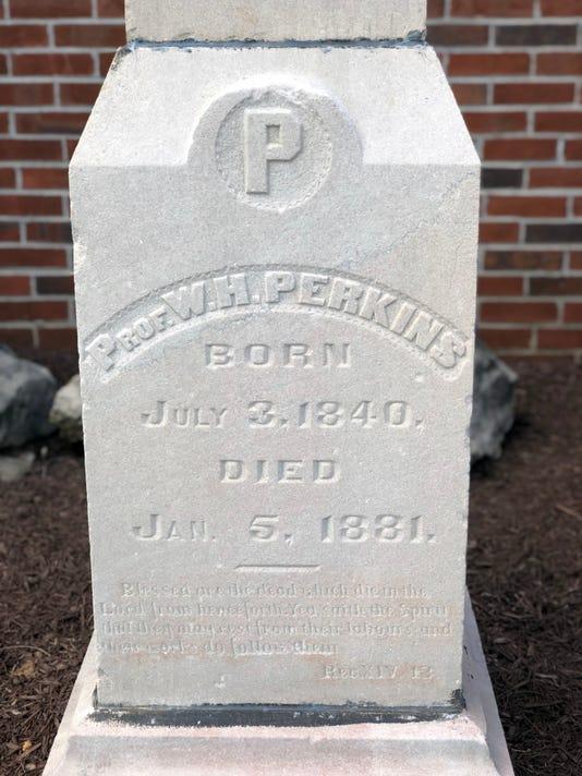 Perkins Monument