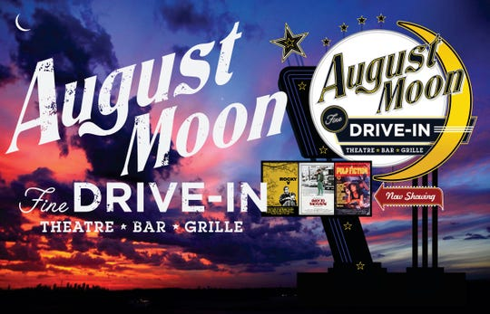 August Moon Drive-In is planned to be an immersive movie going experience in Pigeon Forge.