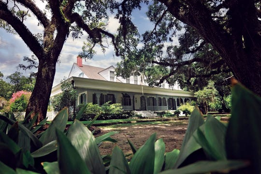 The Myrtles Plantation is an antebellum mansion in St. Francisville.
