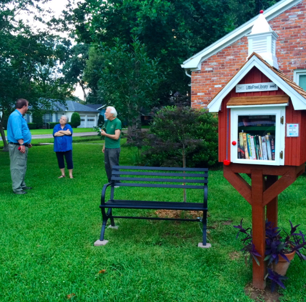 Remembering Todd Bol, creator of the Little Free Libraries
