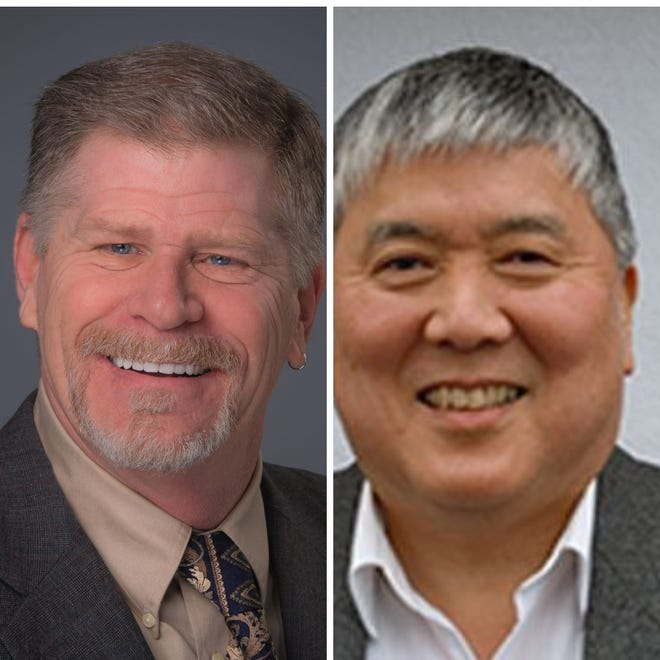 Democrat Steven Savela and Republican Wes Nakagiri are vying for the District 3 seat on the Livingston County Board of Commissioners.