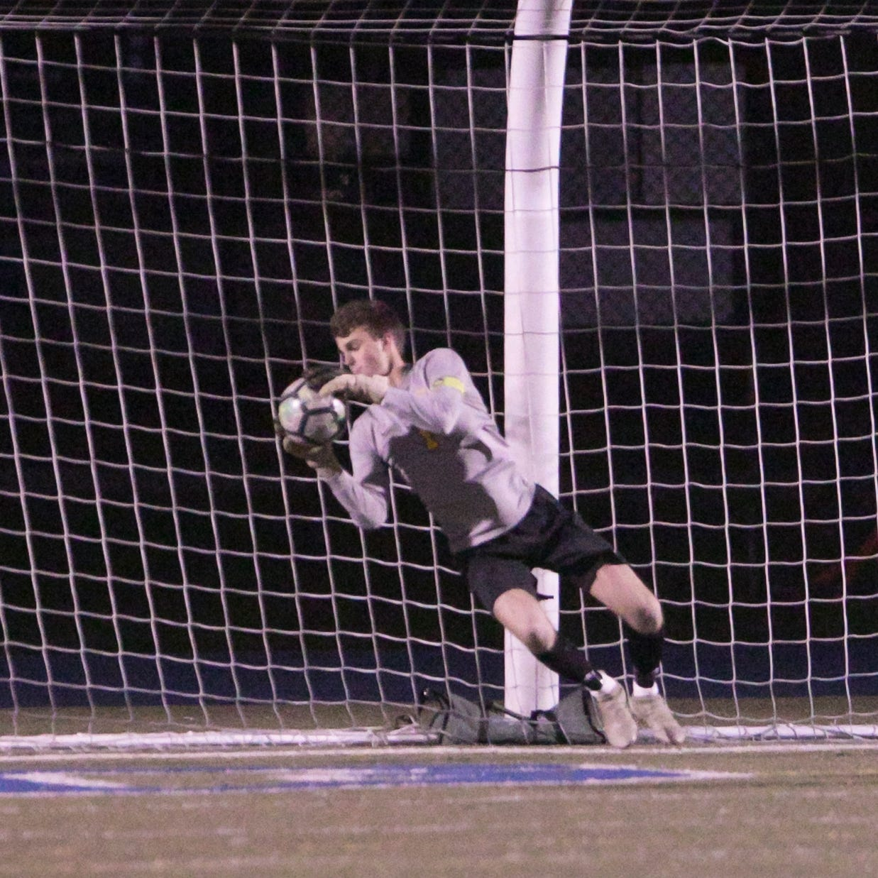 Hartland, Lakeland goalies put on show in soccer shootout