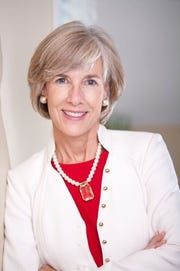 Carol Griffith, Republican candidate for the District 7 seat on the Livingston County Board of Commissioners.