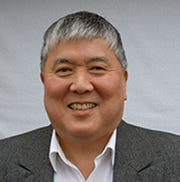 Wes Nakagiri, Republican candidate for the District 3 seat on Livingston County Board of Commissioners.