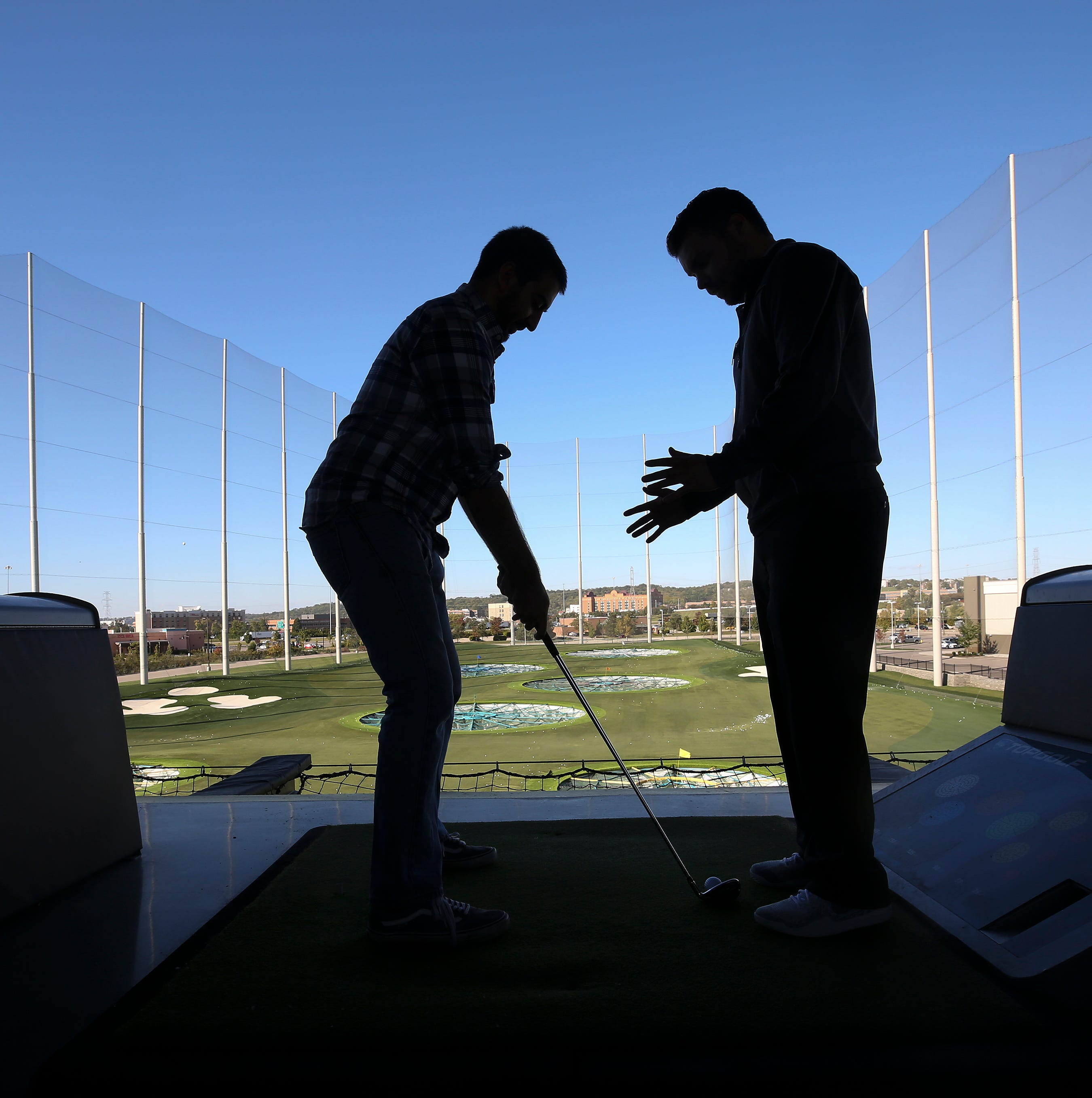 Is Topgolf as bad as Louisville opponents think? We went to find out.