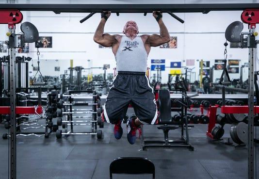 65 Year Old Bodybuilder Stan Bishop
