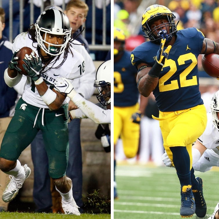 Michigan State vs. Michigan football: How to watch on TV, stream online