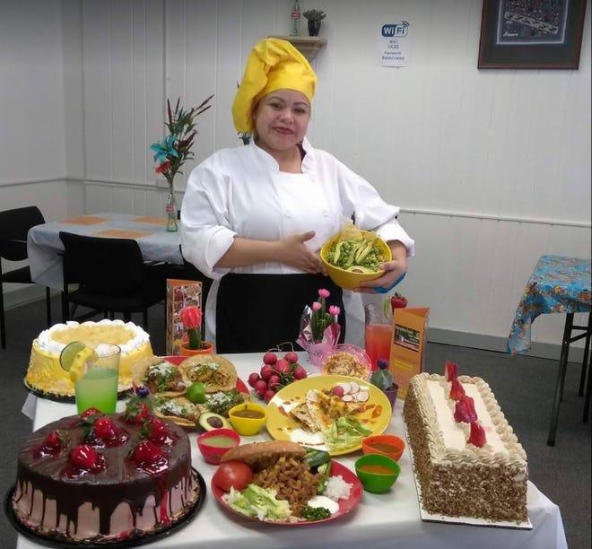 Paradise Foods owner Sulma Hernandez.