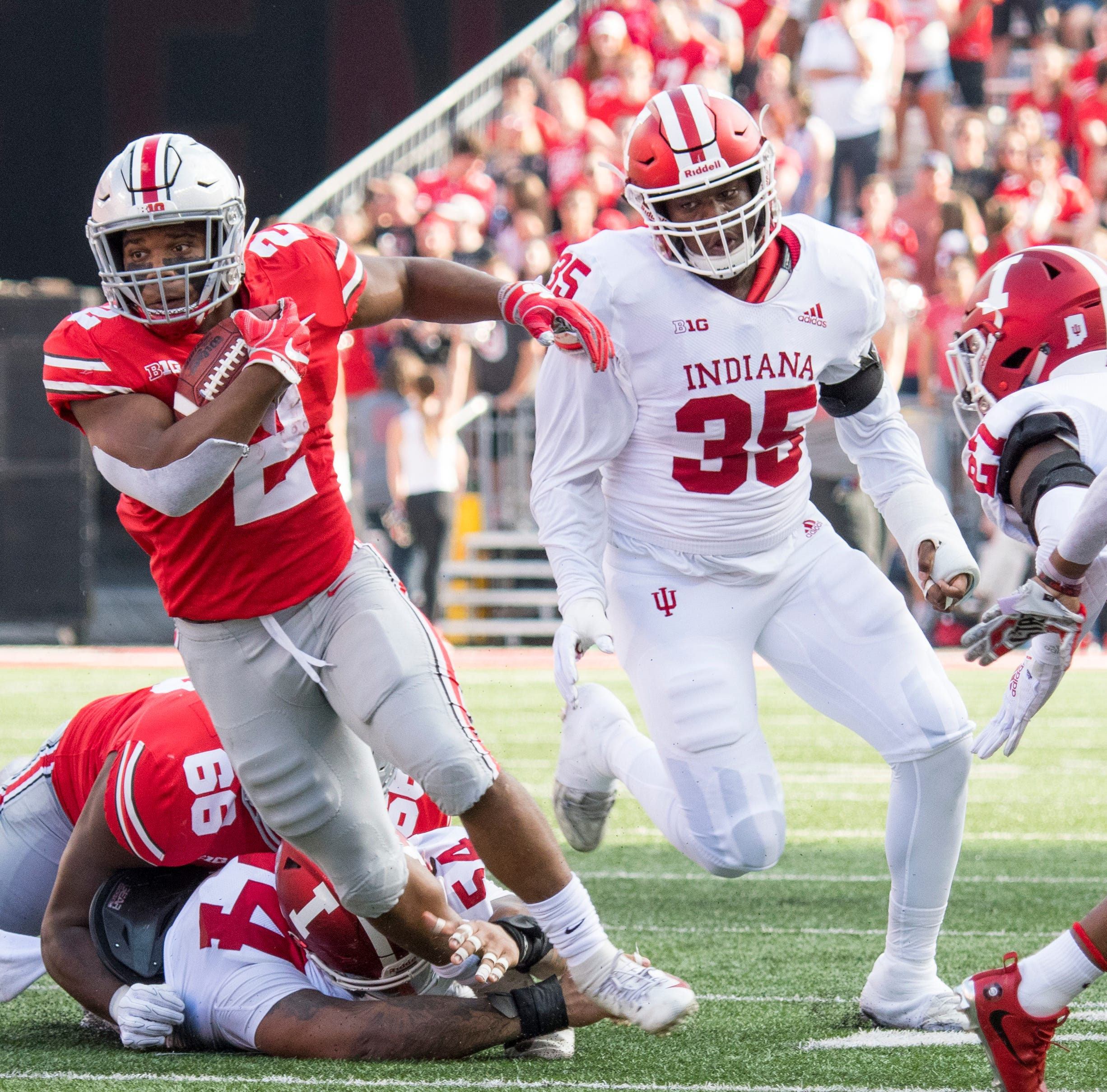 Running on empty: Buckeyes need to balance attack