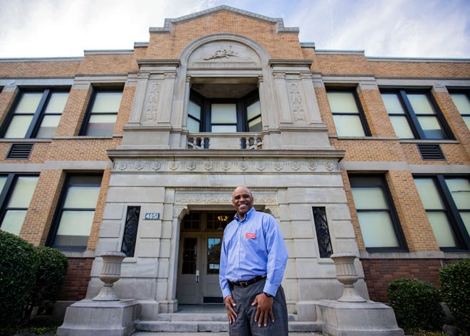 Charles Scott serves as head of the United Shelby County PTA Council. He began his work with parents groups at schools at Whitehaven High.