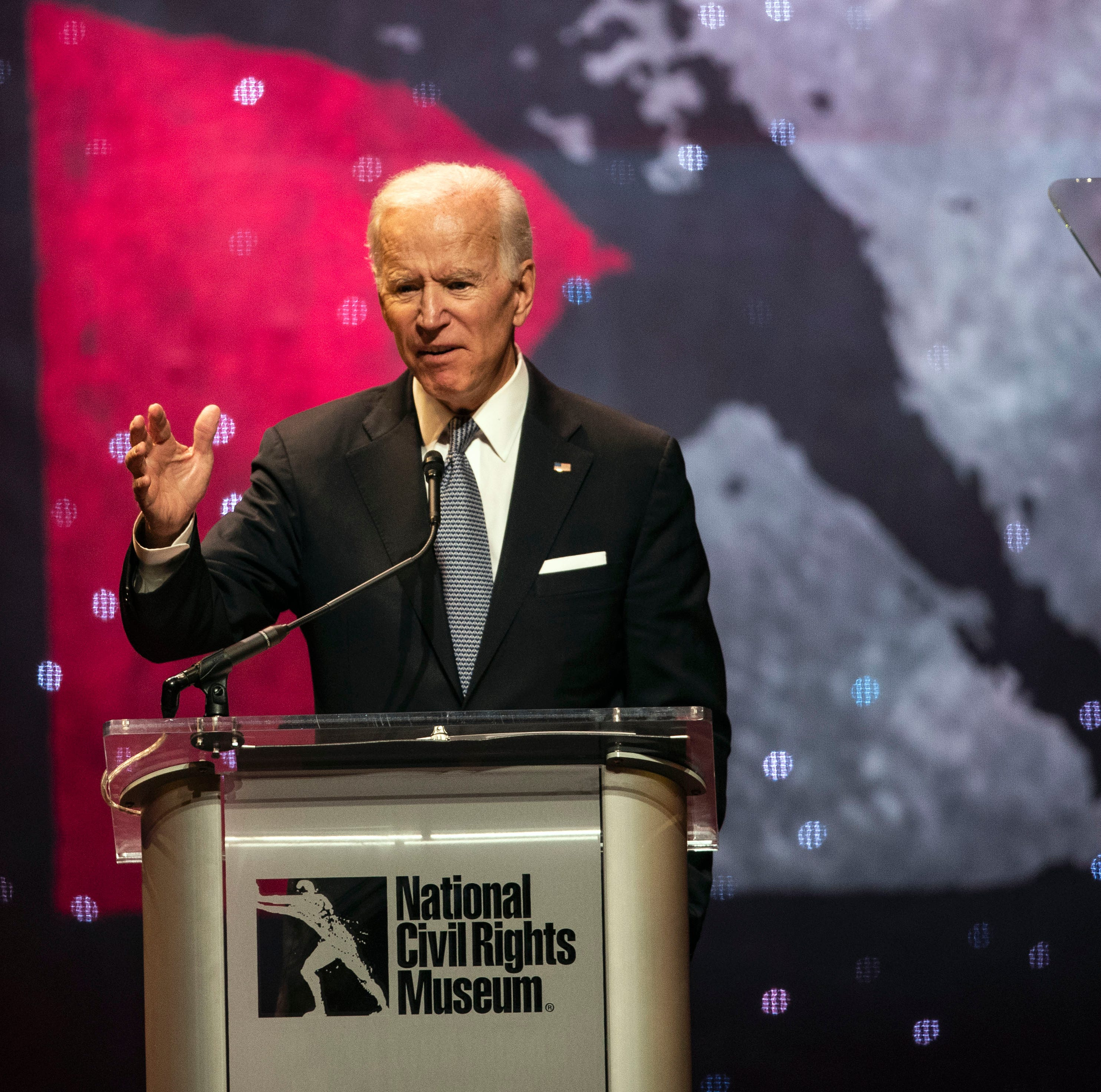 Joe Biden in Memphis: 'A battle for the soul of America' is underway