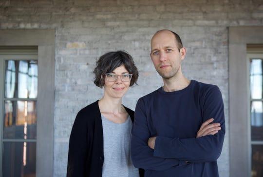 Shana McCaw and Brent Budsberg