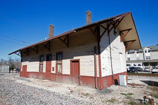 Brookfield Train Depot Redevelopment