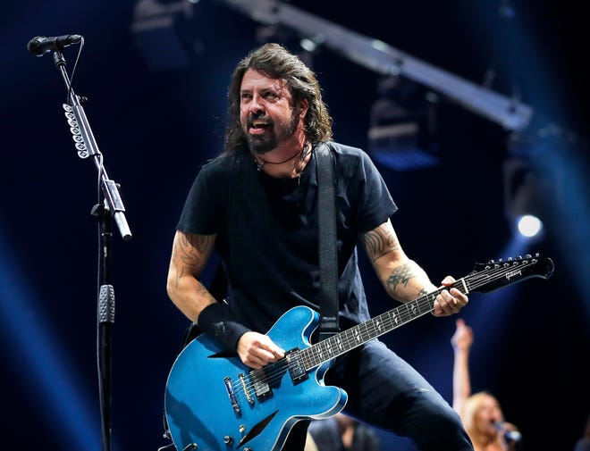 Are the Foo Fighters going on tour, including a show at Summerfest in Milwaukee? A cryptic video released by the band hints they might be.