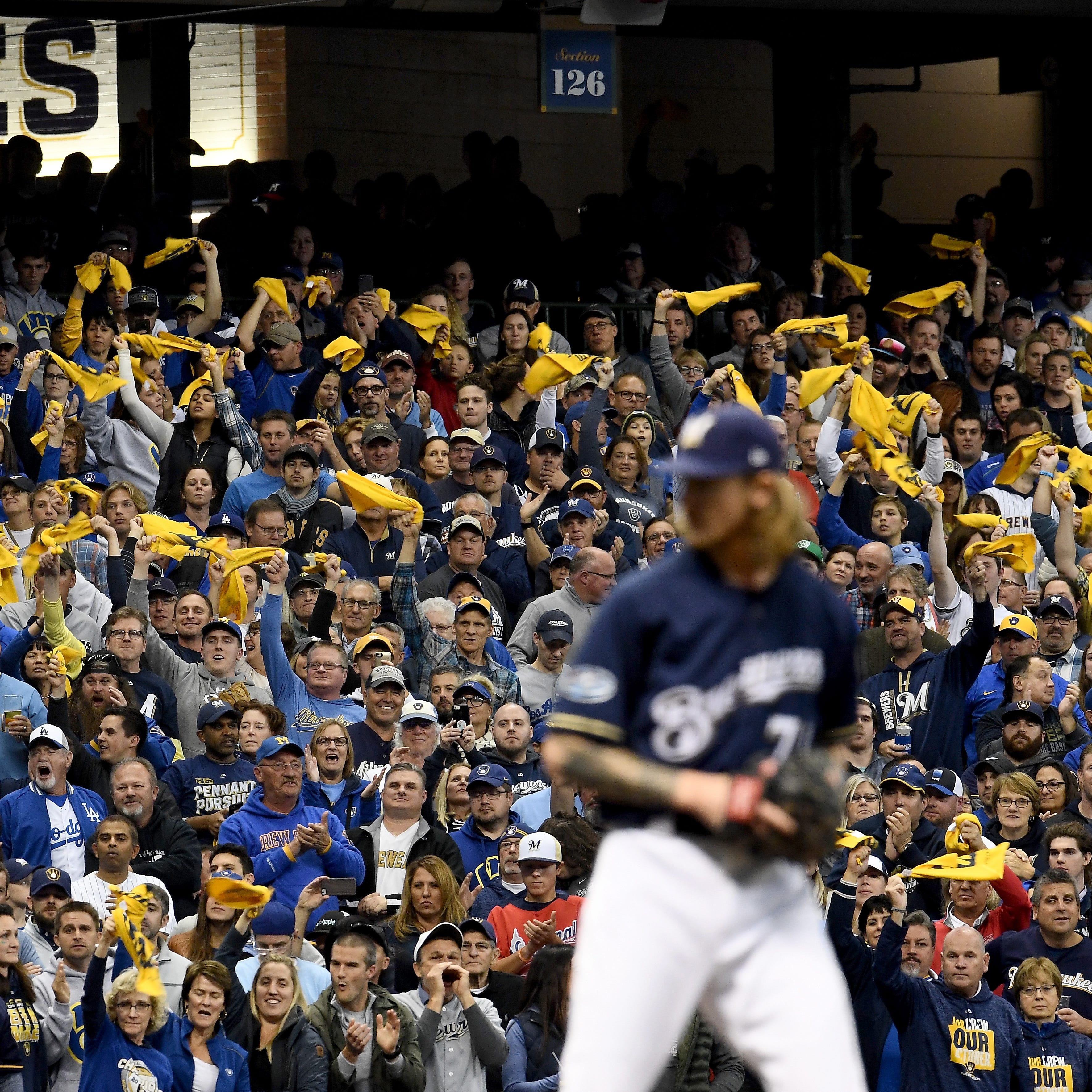 Brewers can't fret over games that got away as they seek to avoid elimination in NLCS