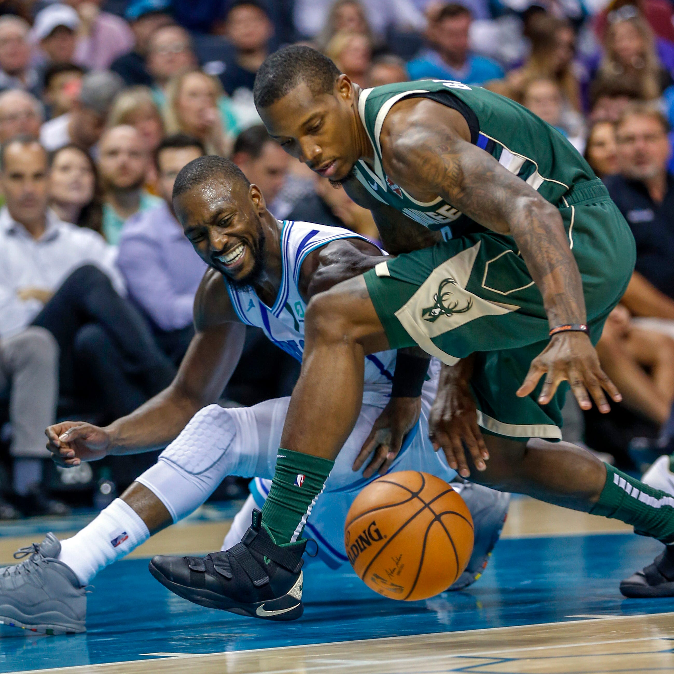 Bucks 113, Hornets 112: Old habits return, but Milwaukee survives in the opener