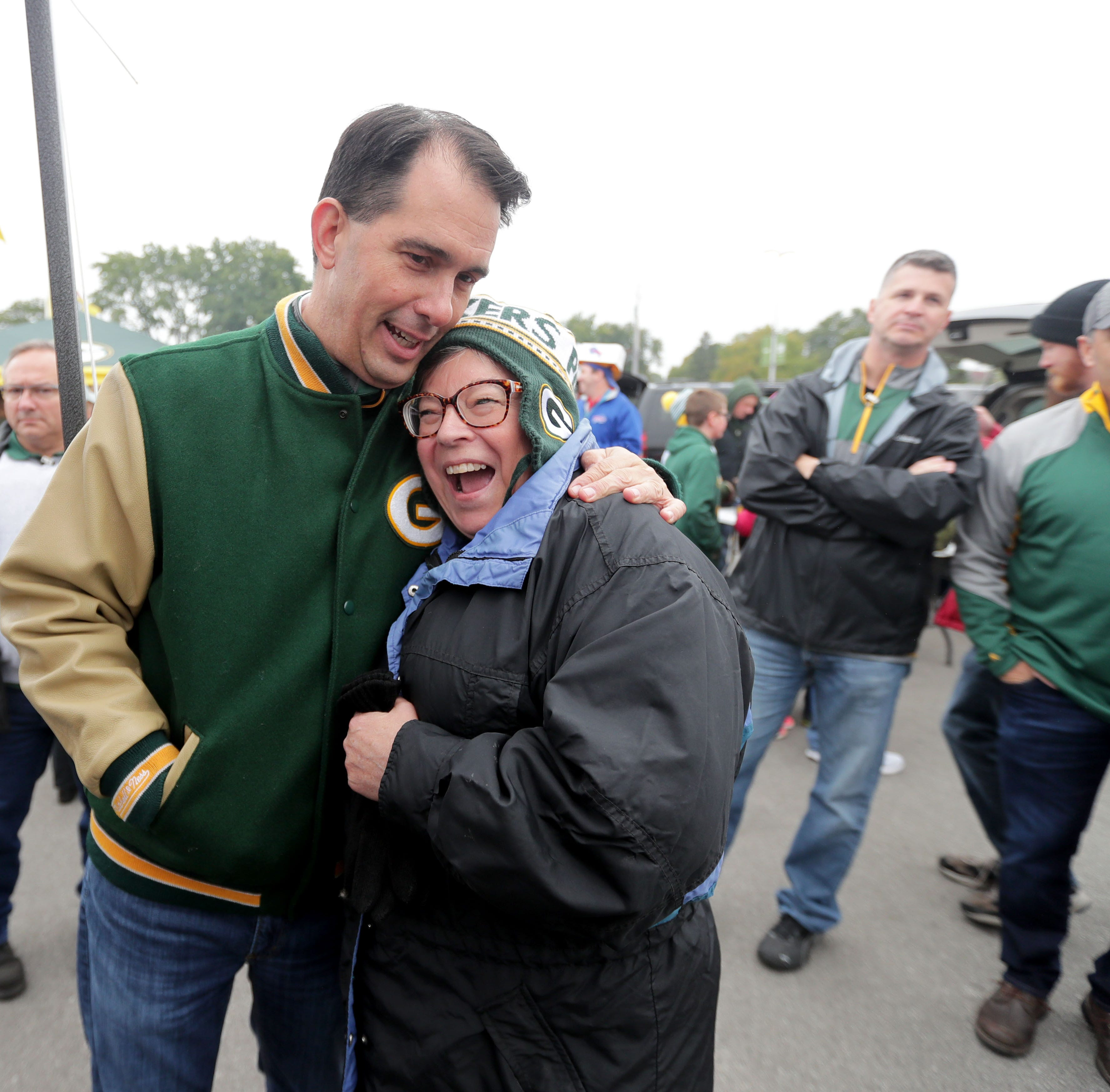 Lessons learned from presidential bid launched Scott Walker on quest for third term