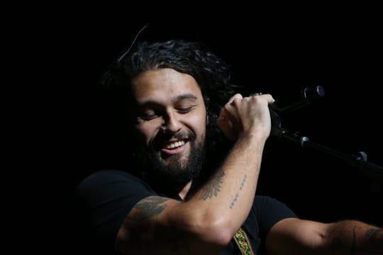 Gang of Youths opened for Foo Fighters Wednesday at Fiserv Forum.
